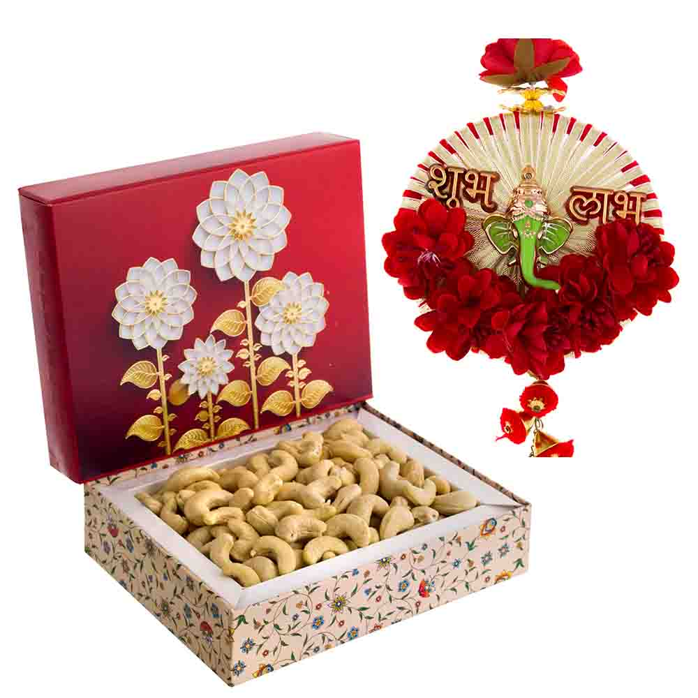 Happy Red Cashewnuts Gift Box
