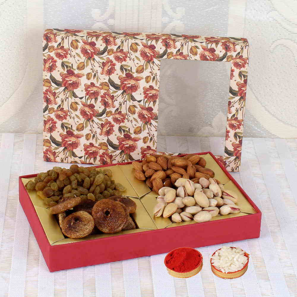 Mix Dry Fruit Box of Bhaiya Dooj Gift