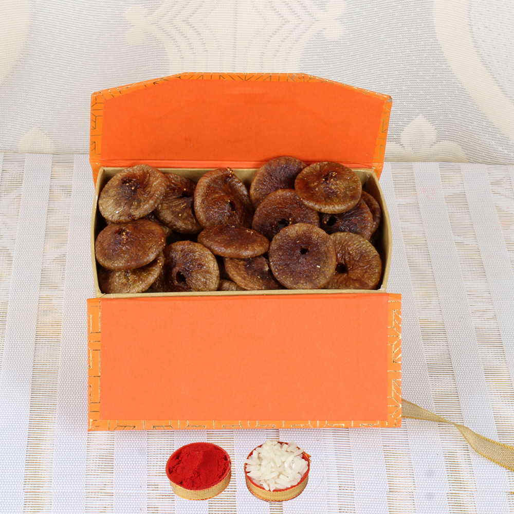 Bhai Dooj Gift of Tikka and Salubrious Fig