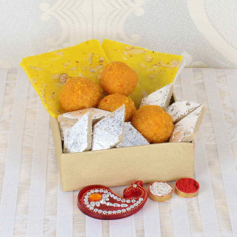 Bhai Dooj Special Mix Indian Sweet
