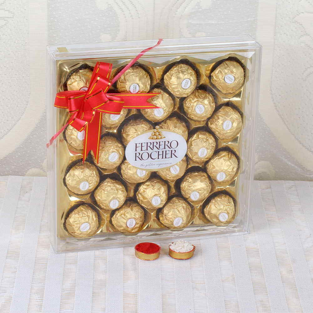 Ferrero Rocher Big Box for Bhai Dooj Gift