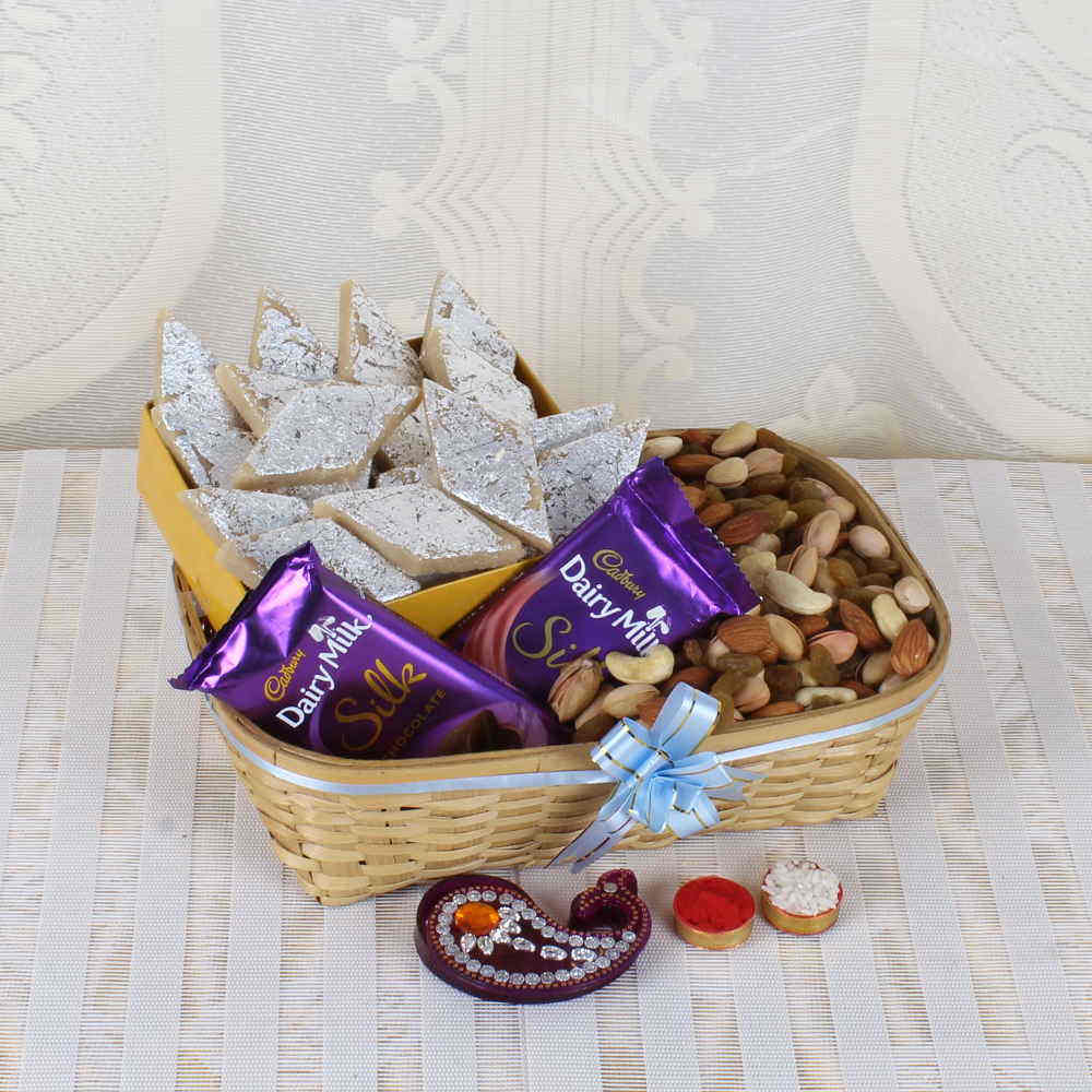Bhai Dooj Exclusive Basket