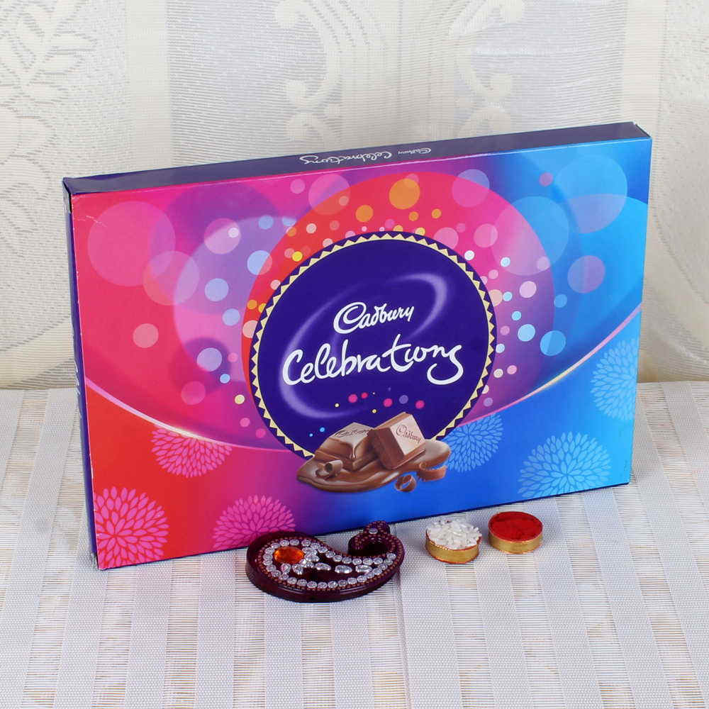 Celebration Chocolate Pack with Bhai Dooj Tikka