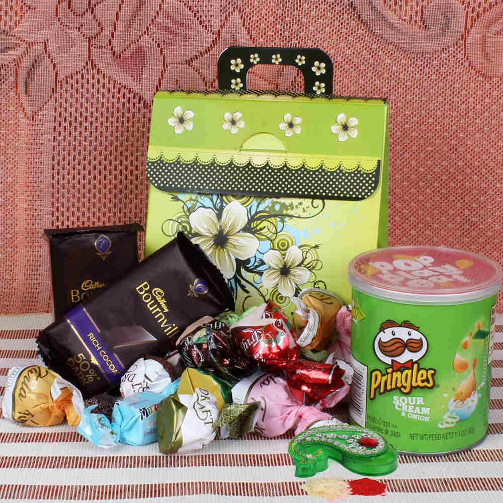 Bhaidooj Perfect Hamper