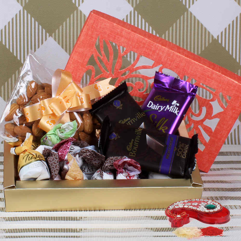 Best Bhai Dooj Gift Box