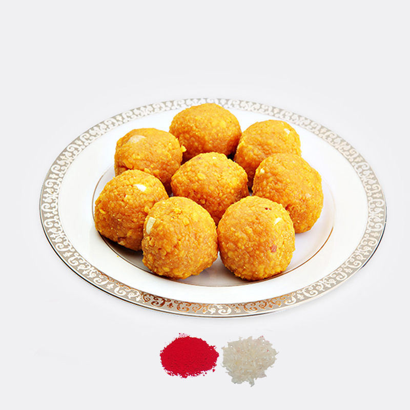 Boondi Ladoo Gift for Brothers