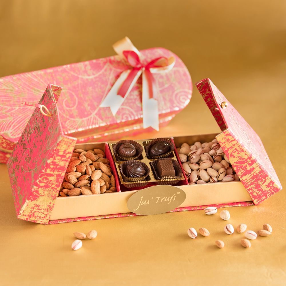 Bounty with Truffles and Nuts
