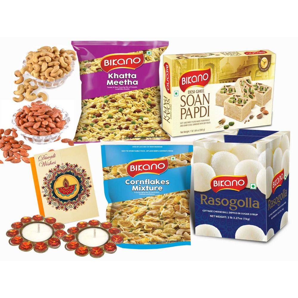 Bikanervala All time and dryfruits-Diwali special
