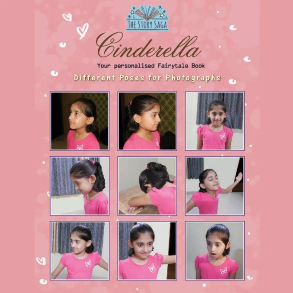 Digital Gifts-online personalised cinderella eBooks