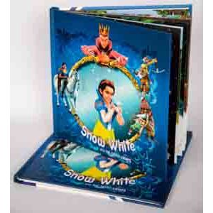 Digital Gifts-online kids favourite personalized snow white e book