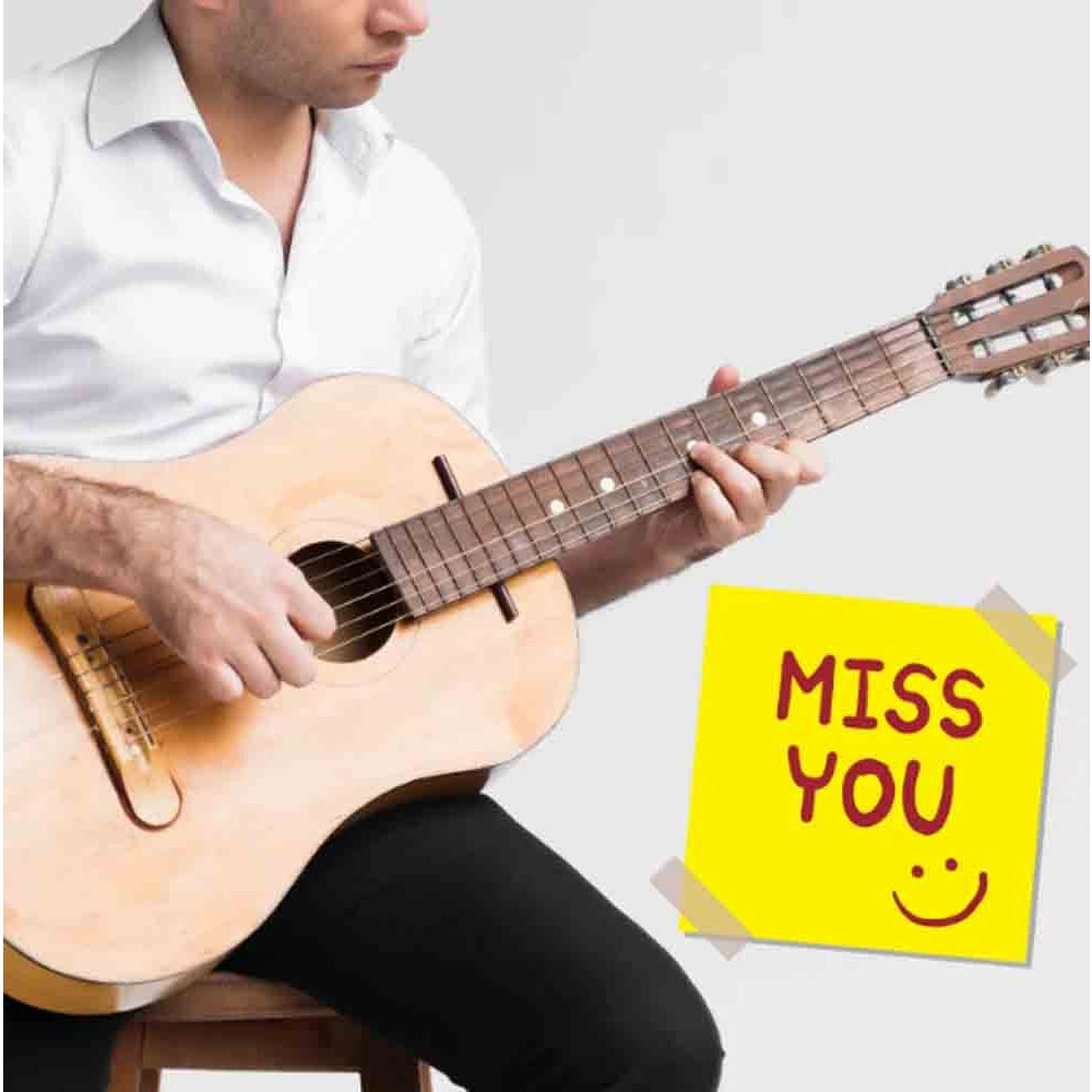 Miss You Special Guitarist on Video Call 20 30 Mins