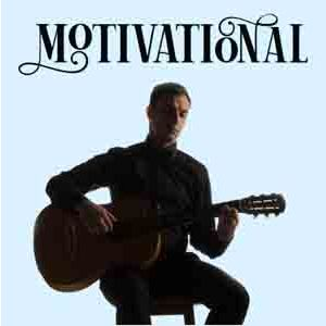 Digital Gifts-Motivation Special Guitarist on Video Call 10 15 Mins