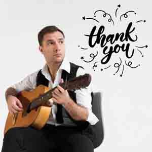 Digital Gifts-Musical Thank You