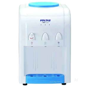 Water Purifiers-Voltas Table Top Water Dispenser Minimagic Pure T