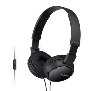 Sony MDR-ZX110AP On-Ear Stereo Headphones