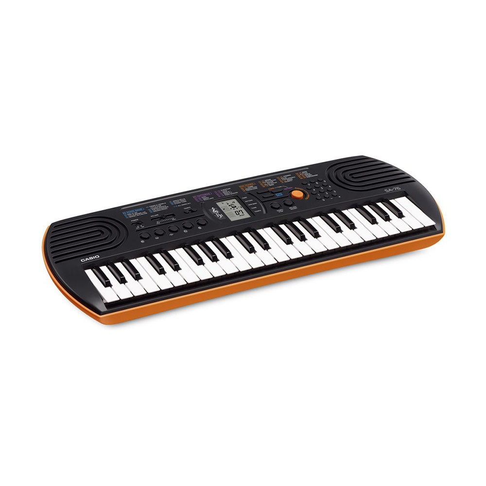 Casio Mini Keyboard - SA 76