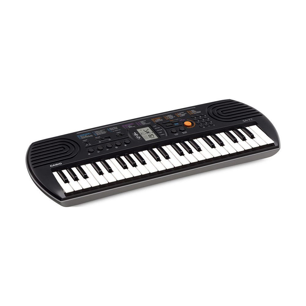 Casio Mini Keyboard - SA 77