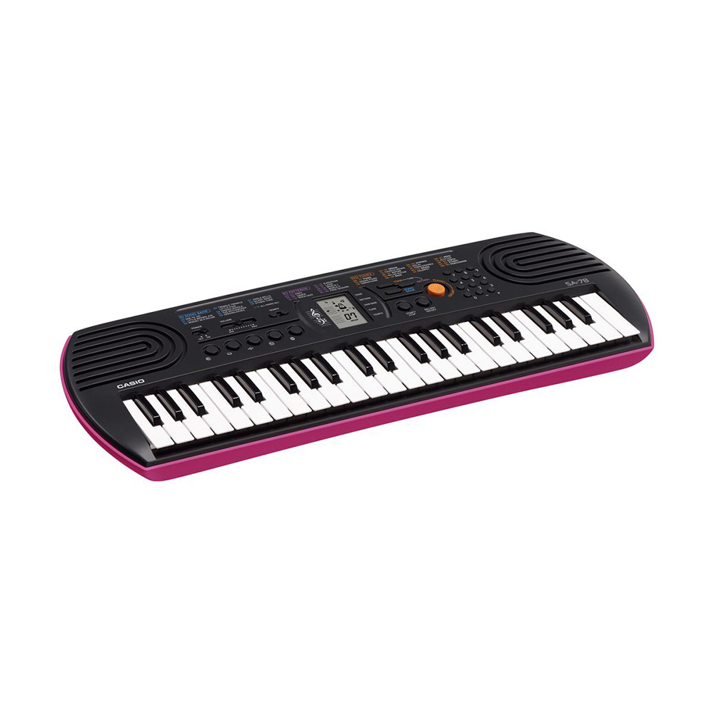 Casio Mini Keyboard - SA 78