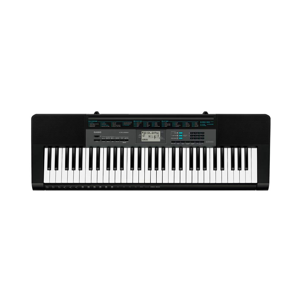 Casio Standard Keyboard - CTK 2550