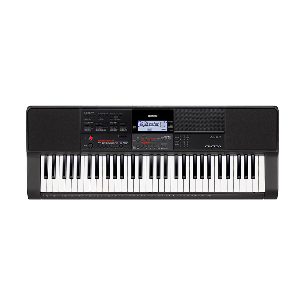 Casio Standard Keyboard - CTX 700