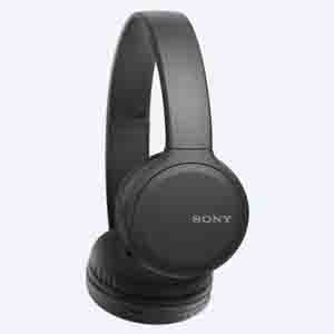 Headphones-Sony WH-CH510 Bluetooth Headset With Mic