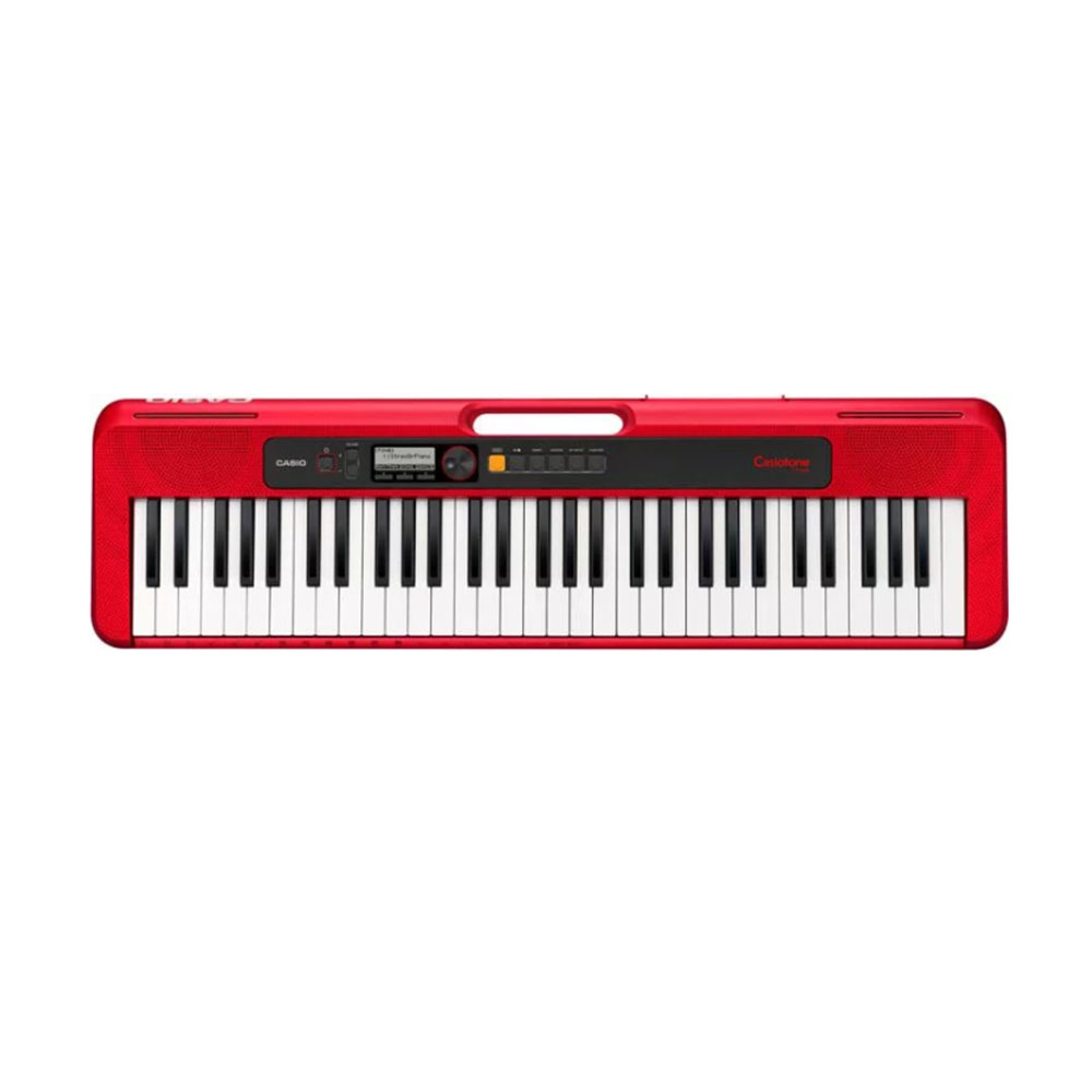 Piano-Casio Ct-S200 (Red) Keyboard