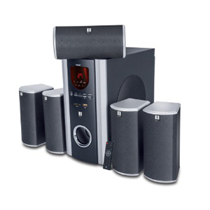 Speakers-IBall Theatre 5.1 Channel Multimedia Speakers