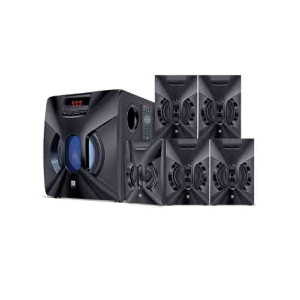 IBall Boom Box 5.1 Channel Multimedia Speakers