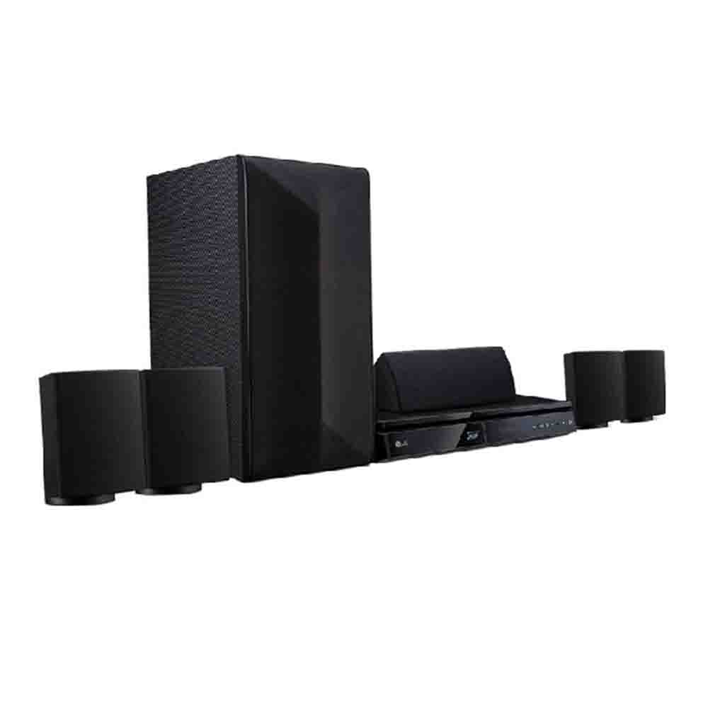 LG Home Theater System - HTS LHB625