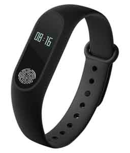 Unisex Watches-M2 Smart Fitness band