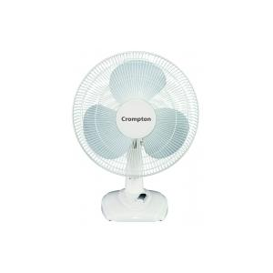 Crompton Table Fan Hi Flo Table Fan 400 mm (TFHIFLO16-LG)
