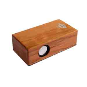 Speakers-Trovo Wooden Induction Speaker