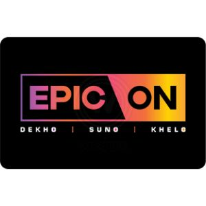 Epic On - 6 month Subscription