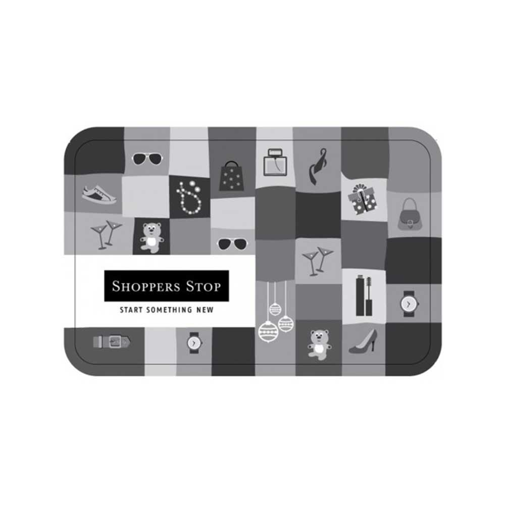 eGift Voucher-Shoppers Stop eGift Voucher worth Rs. 1000/-
