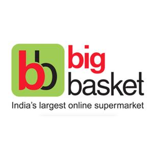 Big Basket Evoucher worth Rs. 5000