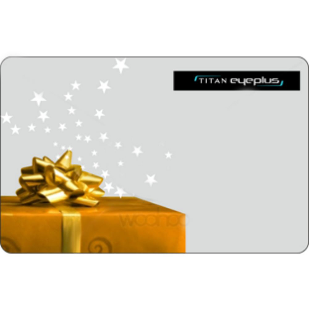 Digital Gifts-Titan Eye Plus Egift Card - 1000