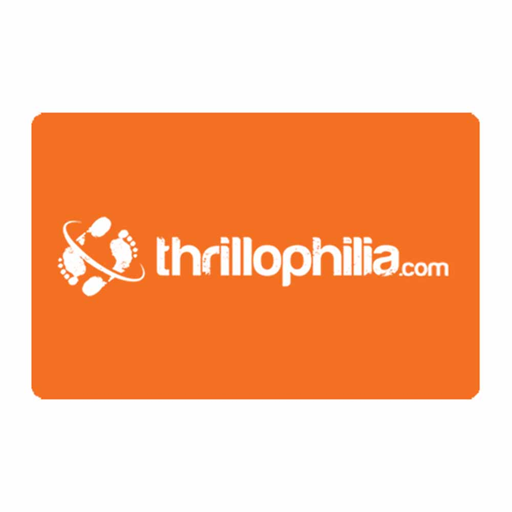 Thrillophilia Egift Card - 2000