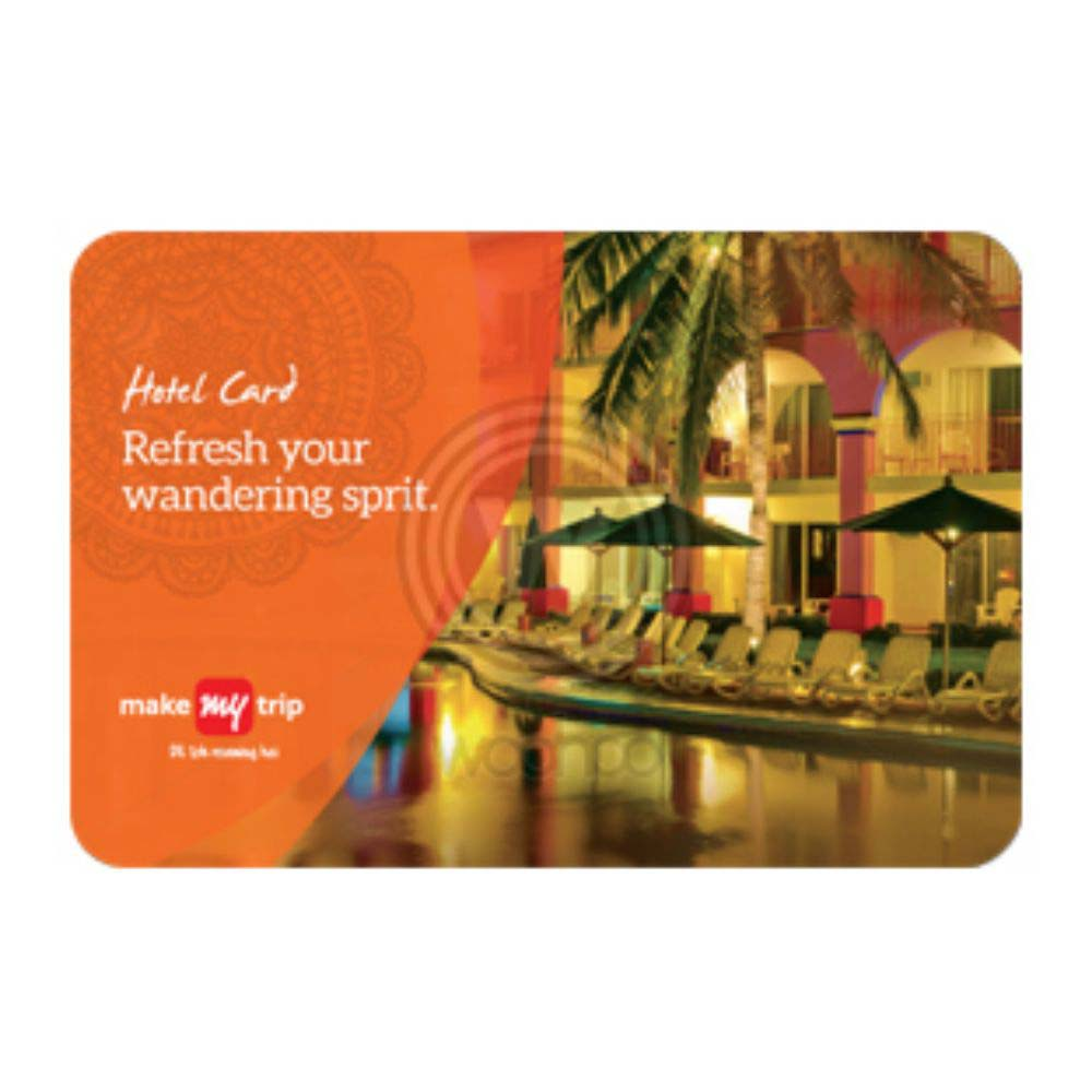 MMT Luxury Getaways Egift Card - 2000