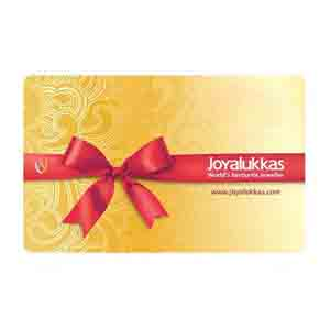 Jewellery-Joy Alukkas Diamond Egift Voucher - 1000