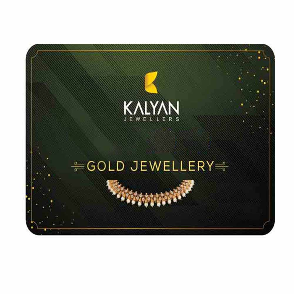 Kalyan Gold jewellery Egift Voucher - 1000