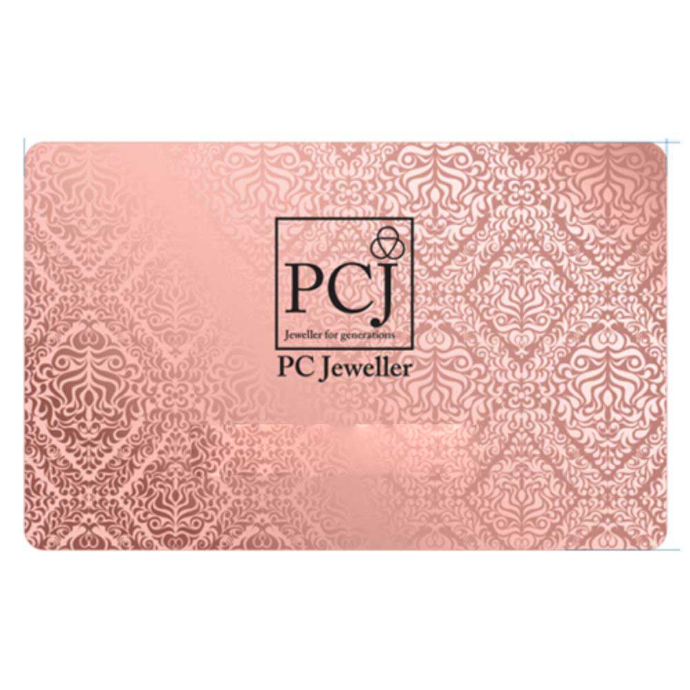 PCJ Gold Jewelllery Egift Card - 1000