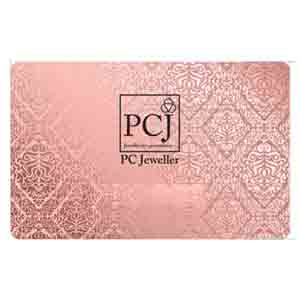 Jewellery-PCJ Gold Jewelllery Egift Card - 2000