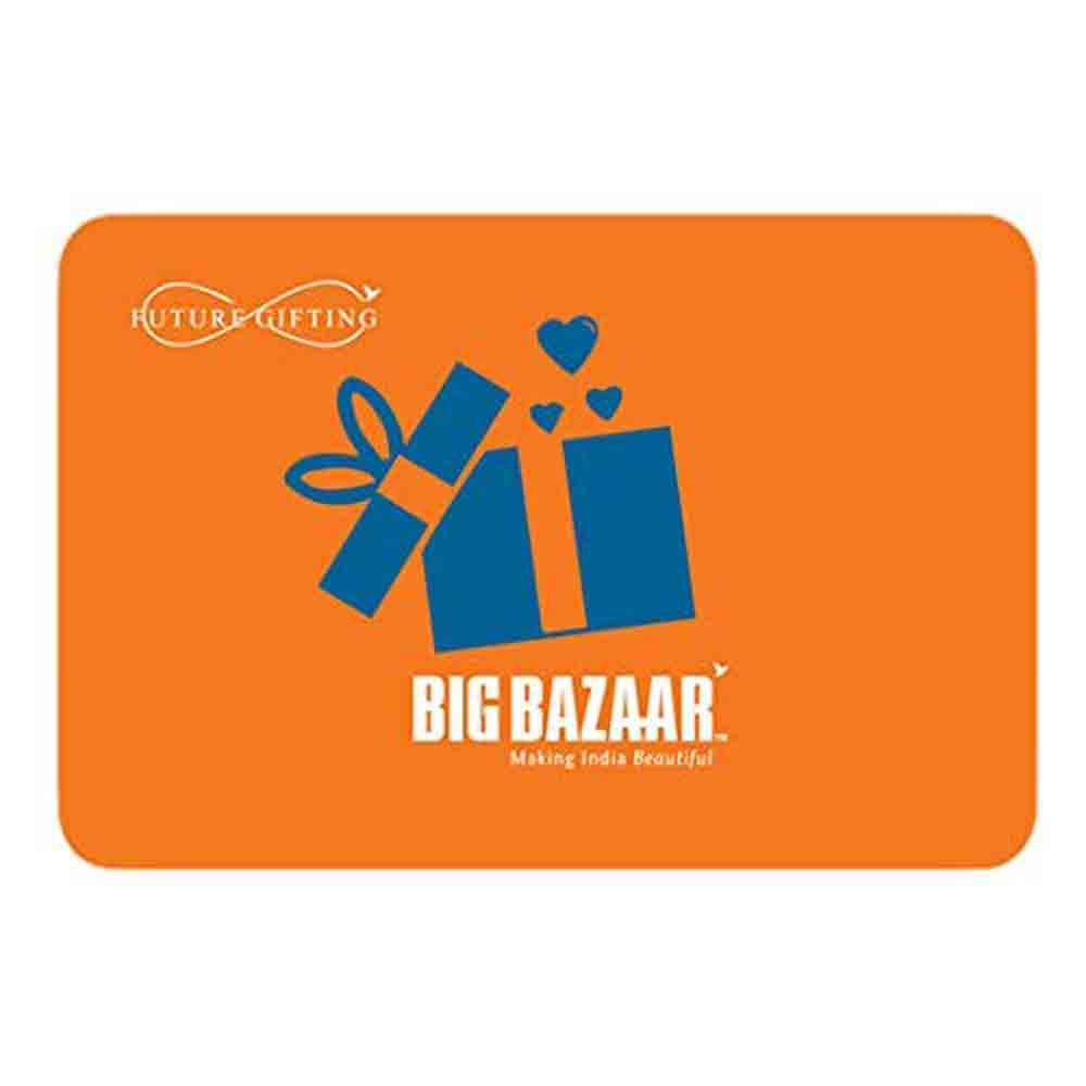 Fashion @ big Bazaar E-gift Card - 2000
