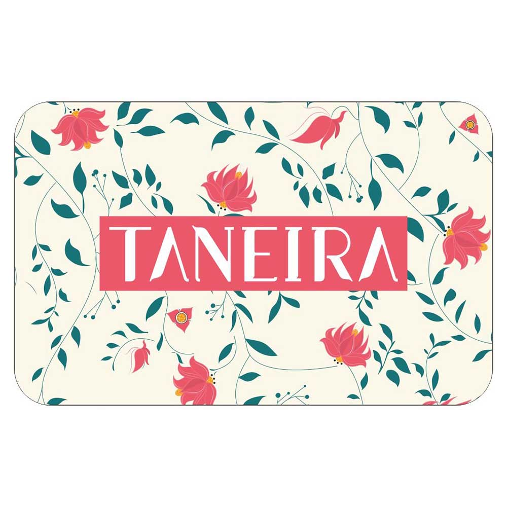 Taneria Egift Card - 2000