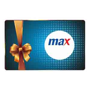Digital Gifts-Max Lifestyle Egift Card - 2000