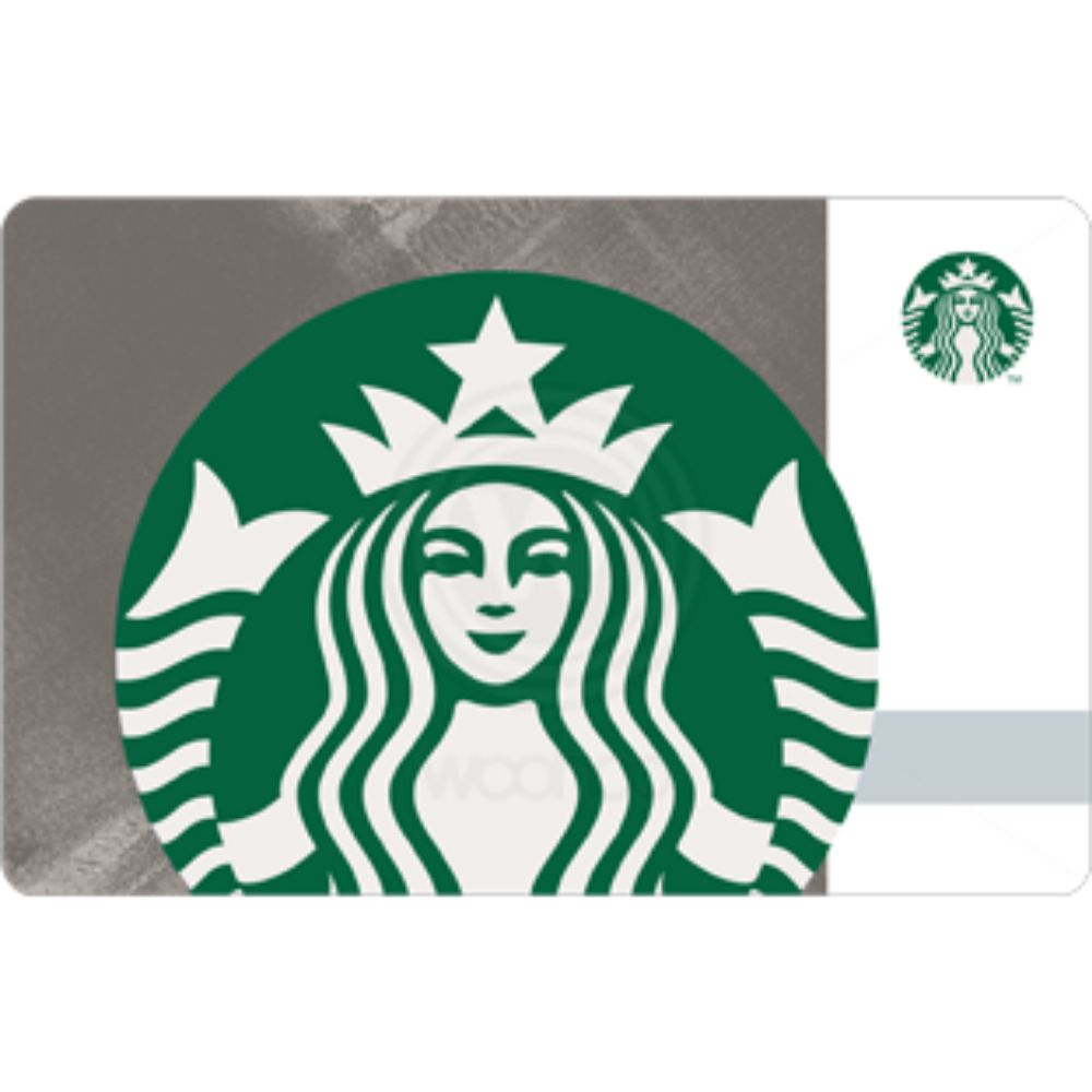 Starbucks Egift Card - 500