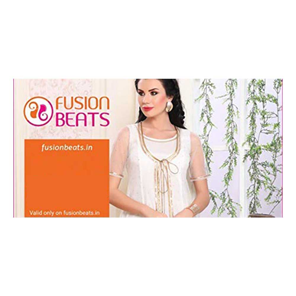 Fusion Beats Egift Voucher - 1000