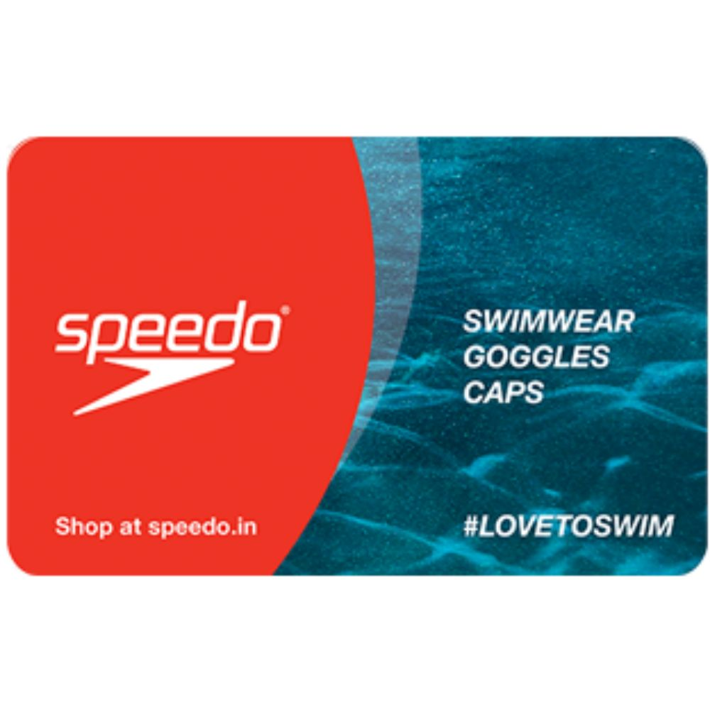 Speedo Egift Card - 1000