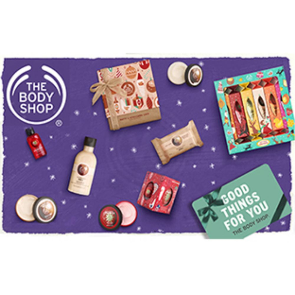 The Body Shop Egift Card - 1000