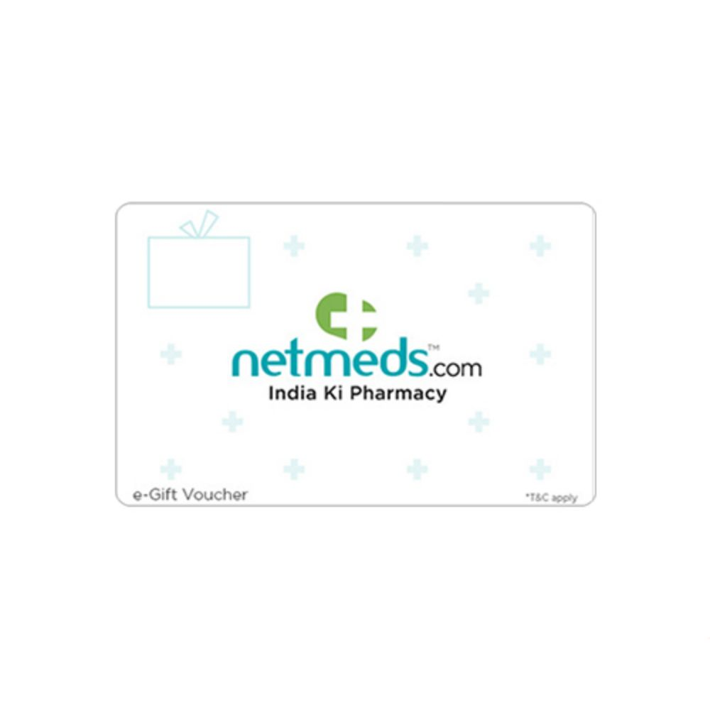NetMeds Egift Voucher - 500